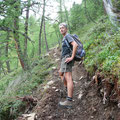 Aufstiegsweg zum Mastaunpichl