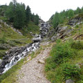 Schöner Aufstiegsweg