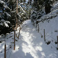 Aufstiegsweg