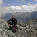 Blick in die Lechtaler Bergwelt