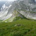 Aufstiegsweg zum Hochberg