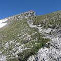 Südgrat zum Walser Geißhorn