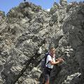 Abstieg von der Parzinnspitze