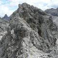 Die letzte Etappe zum Gipfel
