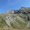 Verdinser Plattenspitze (links) Hochplattspitze (rechts)
