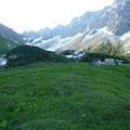 Die Schönesboden Alpe