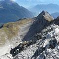 Blick in das kpl. Kar mit Loreahütte