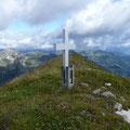 Am Gipfel des Linkerskopf