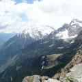 Zielspitze und Tschigat
