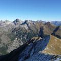 Gipfel über dem Höhenbachtal