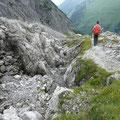 Abstieg Richtung Gramais