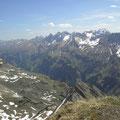 Gipfelblick vom Geißhorn