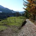 Herbst und Winter im Lecknertal