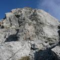 Abstieg vom Söllerkopf