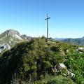 Gipfelbereich Rothorn