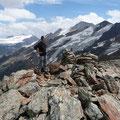 Am Gipfel des Rotebenkopfs