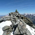 Gipfel der Äusseren Pederspitze
