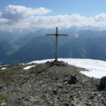 Am Gipfel der Elferspitz