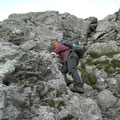 Abstieg vom Wiedemerkopf