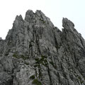 Der Südwestgrat zum Kleinen Widderstein