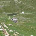 Sesvenna Hütte und Alte Pforzheimer Hütte