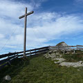 Am Gipfel der Jöchlspitze
