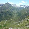 Meraner Höhenweg mit Lazinsertal