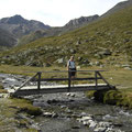 Brücke im Madritschtal
