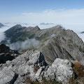 Plattberg mit Büchsentaljoch / Pfuitjoch / Hochschrutte .....