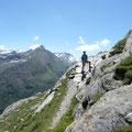 Aussichtspunkt am Pfelderer Höhenweg