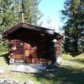 Die Hochwaldhütte
