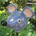 Blaue Maus