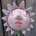Blütenkopf pastelllila