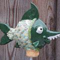 grünes Sägefischchen