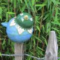 Zaunhockervogel