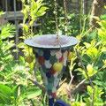 Keramikpflanztüte bunt