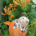 Orangevogel