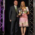 2013 - Auszeichnung mit der Goldenen Antenne des Belgischen Rundfunks