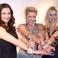 2017 - Auszeichnung mit dem Smago Award als erfolgreichste MDR Moderatorin