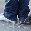 die wärmsten Schuhe fürs Eisschiessen