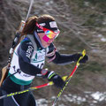 Lena Häcki - JWM Sprint 28. Februar 2014