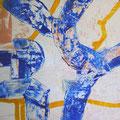 o.T. | Leinwand Acryl | 50 x 70 cm