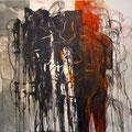 Episoden I | Leinwand  Mischtechnik | 190 x 150 cm