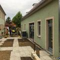 Bau einer Terrasse in Wahnsdorf