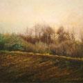 『過ぎ行く季節』 / 2007 / oil on canvas / W1167㎜×H910(F50号)/ ¥300,000