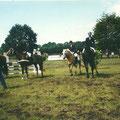 Siegerehrung A Springen Süllfeld 2001