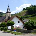 Wies Dorfkirche (591 m) © Hartmut Hermanns