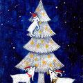 山羊たちのクリスマス