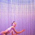 Trastic.F公演【 凛紅 -Link- 】舞台装置 | サイズ可変 | レーヨン組紐, ポリエステル組紐
