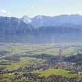 Bergwanderung im Freizeitgebiet Kaiserreich Oberaudorf